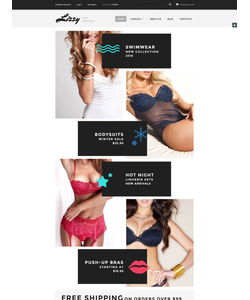 VirtueMart e-shop šablona na téma Móda č. 58271