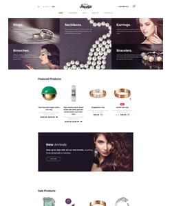 WooCommerce e-shop šablona na téma Svatby č. 58568
