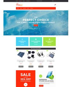 WooCommerce e-shop šablona na téma Doprava č. 59040