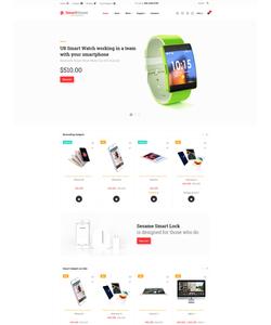 WooCommerce e-shop šablona na téma Elektronika č. 59041