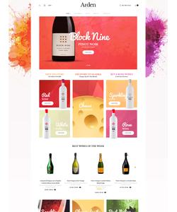 WooCommerce e-shop šablona na téma Café a restaurace č. 59046