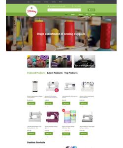 VirtueMart e-shop šablona na téma Hobby č. 61130