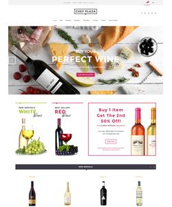 WooCommerce e-shop šablona na téma Café a restaurace č. 61302