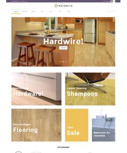 WooCommerce e-shop šablona na téma Doprava č. 61304