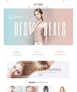 WooCommerce e-shop šablona na téma Svatby č. 61305