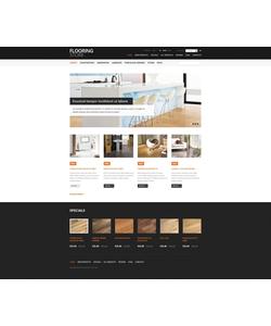 Zen Cart e-shop šablona na téma Interiér a nábytek č. 37597