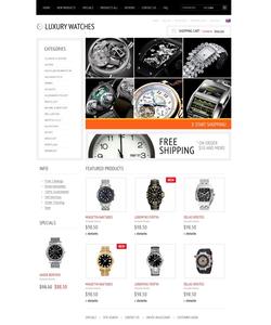 Zen Cart e-shop šablona na téma Móda č. 37805