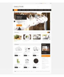 Zen Cart e-shop šablona na téma Interiér a nábytek č. 37891