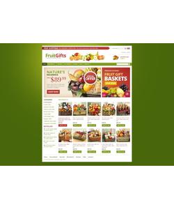 Zen Cart e-shop šablona na téma Dárky č. 37893