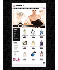 Zen Cart e-shop šablona na téma Krása č. 38068