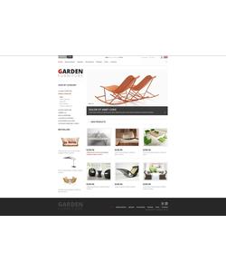 Zen Cart e-shop šablona na téma Interiér a nábytek č. 38771