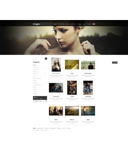 Zen Cart e-shop šablona na téma Umění a fotografie č. 39312