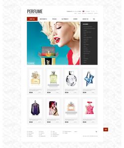 Zen Cart e-shop šablona na téma Krása č. 39631