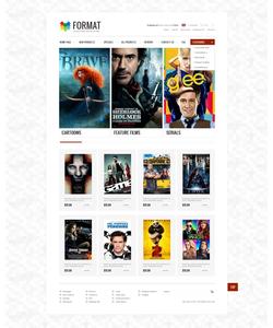 Zen Cart e-shop šablona na téma Zábava č. 39634