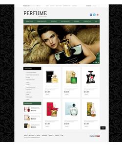 Zen Cart e-shop šablona na téma Krása č. 39689