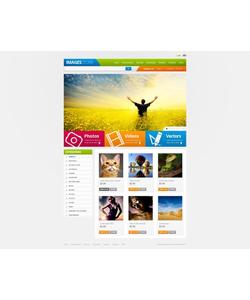 Zen Cart e-shop šablona na téma Umění a fotografie č. 40111