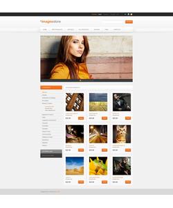 Zen Cart e-shop šablona na téma Umění a fotografie č. 41121