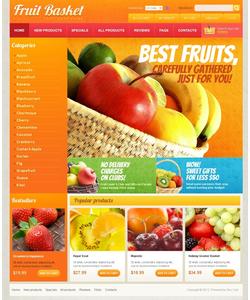 Zen Cart e-shop šablona na téma Dárky č. 41347