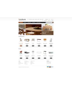 Zen Cart e-shop šablona na téma Interiér a nábytek č. 41918
