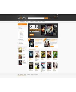 Zen Cart e-shop šablona na téma Zábava č. 42141