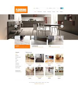 Zen Cart e-shop šablona na téma Interiér a nábytek č. 43110