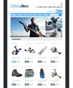Zen Cart e-shop šablona na téma Sport č. 43570