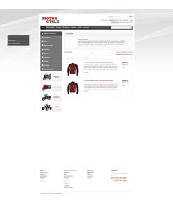Zen Cart e-shop šablona na téma Auta č. 44334