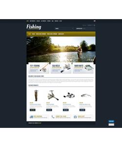 Zen Cart e-shop šablona na téma Sport č. 44846