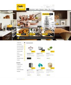 Zen Cart e-shop šablona na téma Interiér a nábytek č. 45026