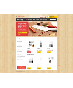Zen Cart e-shop šablona na téma Interiér a nábytek č. 45674
