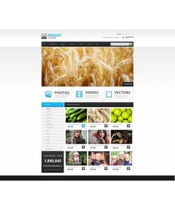 Zen Cart e-shop šablona na téma Umění a fotografie č. 45679