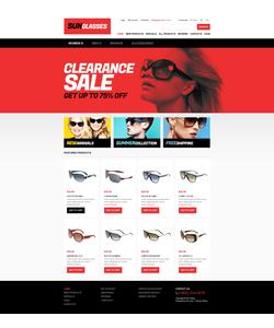 Zen Cart e-shop šablona na téma Móda č. 46177