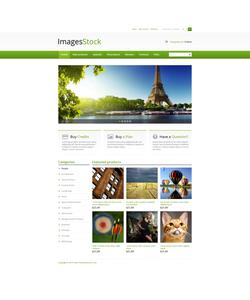 Zen Cart e-shop šablona na téma Umění a fotografie č. 46178