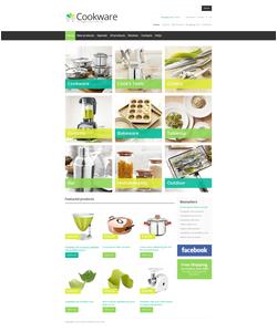 Zen Cart e-shop šablona na téma Interiér a nábytek č. 46179