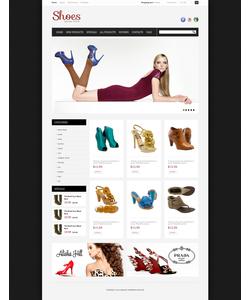 Zen Cart e-shop šablona na téma Móda č. 46689