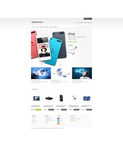 WooCommerce e-shop šablona na téma Elektronika č. 46797