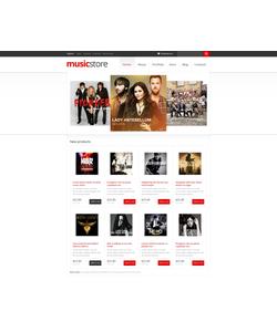 WooCommerce e-shop šablona na téma Umění a fotografie č. 46986