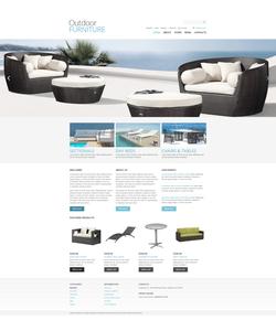 WooCommerce e-shop šablona na téma Venkovní design č. 47106