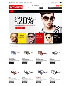 Zen Cart e-shop šablona na téma Móda č. 47166