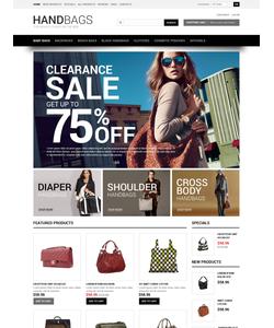 Zen Cart e-shop šablona na téma Móda č. 47167