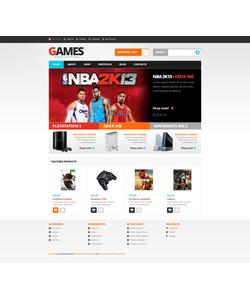 WooCommerce e-shop šablona na téma Nejpopulárnější č. 47315