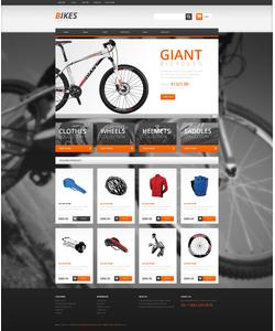 WooCommerce e-shop šablona na téma Sport č. 47392