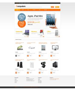WooCommerce e-shop šablona na téma Počítače č. 47393