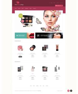 WooCommerce e-shop šablona na téma Svatby č. 47421