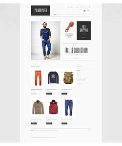 Zen Cart e-shop šablona na téma Móda č. 47479