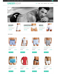 WooCommerce e-shop šablona na téma Svatby č. 47696
