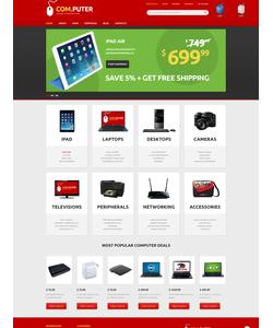 WooCommerce e-shop šablona na téma Software č. 47868