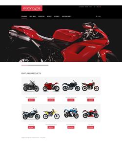 Zen Cart e-shop šablona na téma Auta č. 47898