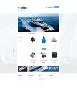 WooCommerce e-shop šablona na téma Cestování č. 48078