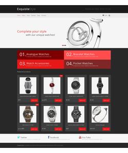 WooCommerce e-shop šablona na téma Móda č. 48154